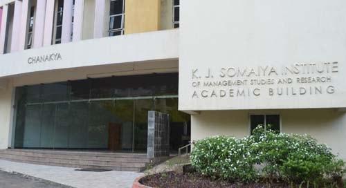 KJ Somaiya Institute of Management Studies and Research, Mumbai
