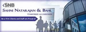Sahni Natrajan & Bahl CA Firm Delhi, Chartered Accountant Firms Delhi